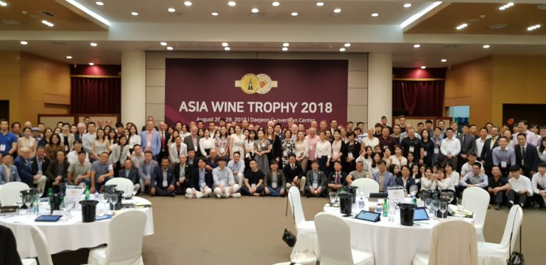 DWM - Asia Wine Trophy 2018 group picture
