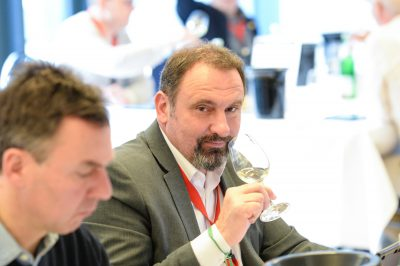 Berliner Wine Trophy - Wine Judge - White Wine - International Wine challenge OIV