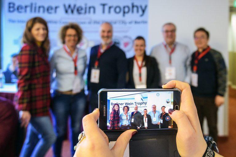 Berliner Wein Trophy - Jury members - concours de vins - dégustation internationale