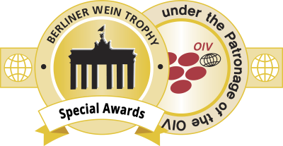 Berliner Wine Trophy - special award medal