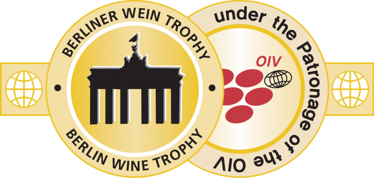 DWM - Berliner Wein Trophy Medal - World's Largest OIV Wine Competition