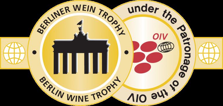 DWM - Berliner Wein Trophy Medal - World's Largest OIV Wine Competition