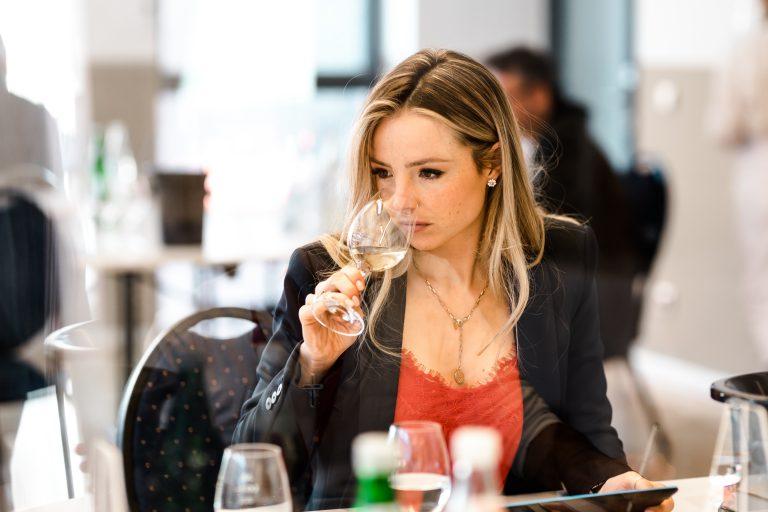 Berliner Wine Trophy - Wine Judge - White Wine - International Wine challenge OIV