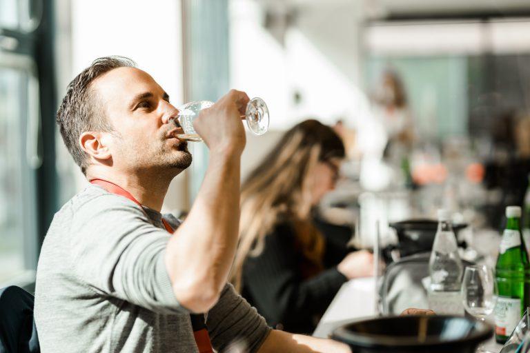 Berliner Wine Trophy - il più grande concorso vinicola dell'OIV - vino bianco