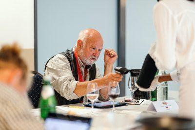Berliner Wine Trophy - Prof. Dr. Reiner Wittkowski - Wine Challenge - Wine tasting