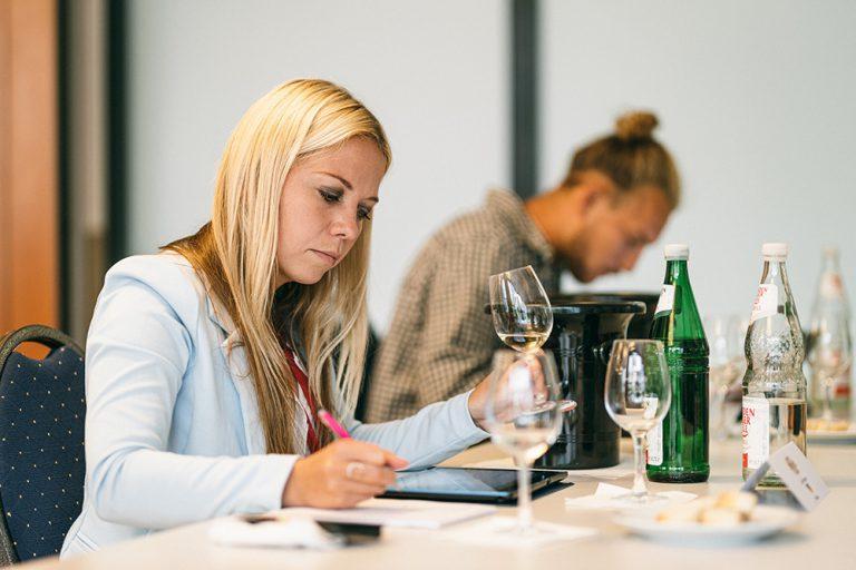 Berliner Wine Trophy - Wine Tasting - Vollmayer - Wine Judge - International Wine Challenge
