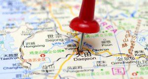 DWM - Daejeon Map - Asia Wine Trophy