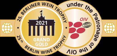 Berliner Wine Trophy - Grand Gold Medal