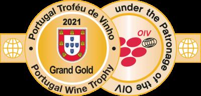 Medal Portugal Wine Trophy - Portugal's Largest Wine Challenge