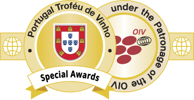 Portugal Wine Trophy - special award medal
