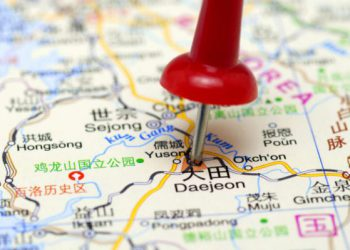 DWM - Daejeon Map - Asia Wine Trophy